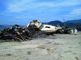 東日本大震災被災地支援活動報告